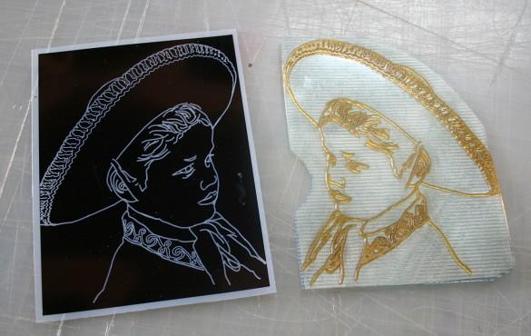 Photo 1 Letterpress II Polymer