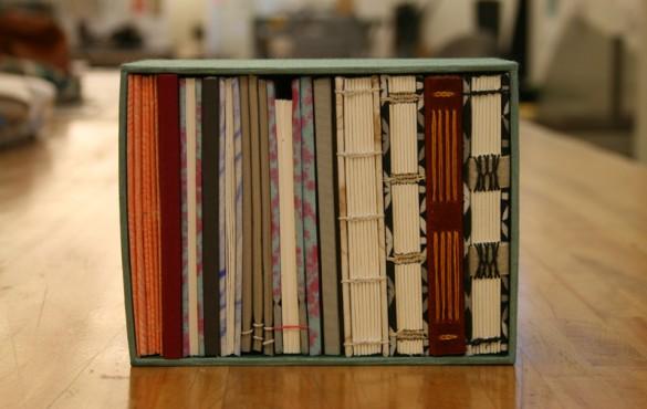 Photo Handmade Books ROSS1