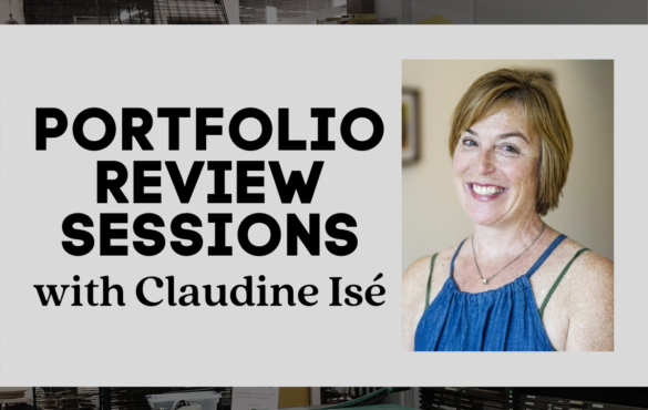 photo of guest reviewer Claudine Isé